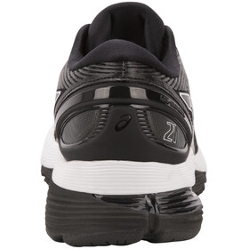 asics Gel-Nimbus 21 Sko Damer, black/dark grey